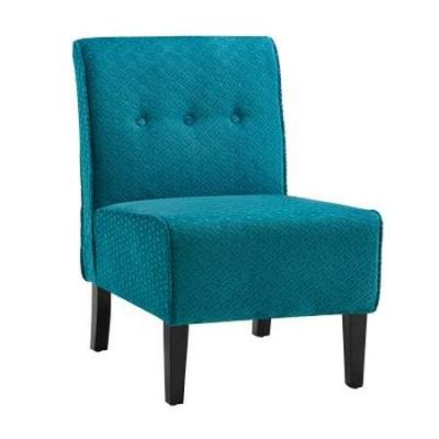 Coco Accent Chair in Teal Blue - 36096TEAL01U