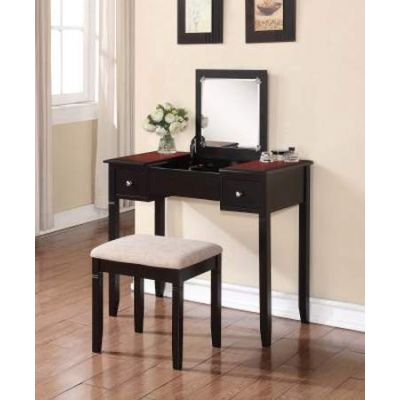 Camden Vanity Set in Black Cherry - 64023BLKCHY01KDU