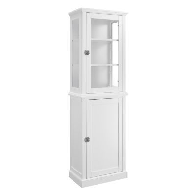 Scarsdale Tall Cabinet in White - 98518WHT01