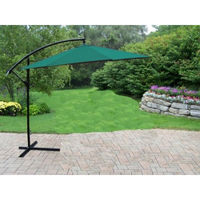 10' Cantilever Umbrella - 4110-GN