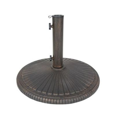 Heavy Duty Cast Iron Umbrella Stand - 4230-US50-AB