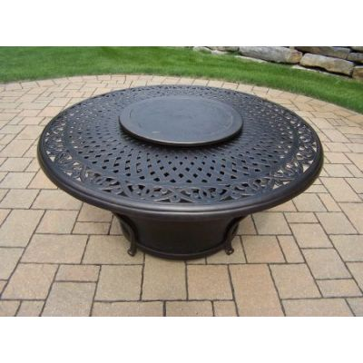 Moonlight and Charleston Gas Firepits Tables - 8207-LAZY