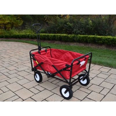 Foldable Wagon Cart - 90017-RDBK
