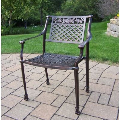 Rose Stackable Dining Chair - Part-3019-C-AB