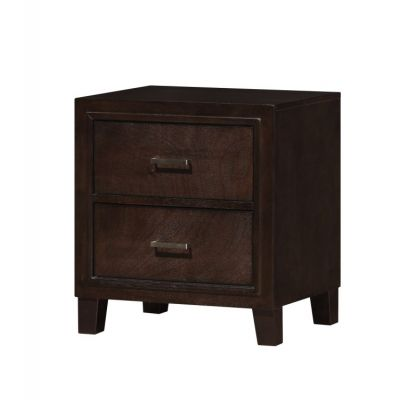 2 Drawer Nightstand in Cappuccino - G1225-N