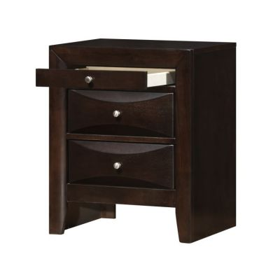 Nightstand in Cappuccino - G1525-N