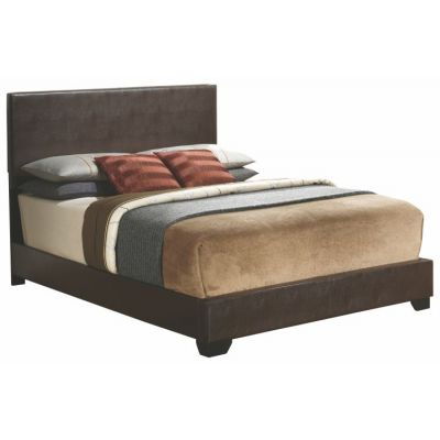 Bob's Queen Bed in Cappaccino - G1800-QB-UP