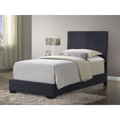 Bob's Twin Bed in Black - G1801-TB-UP