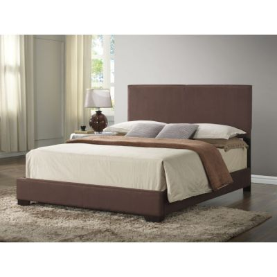 Bob's Queen Bed in Brown - G1802-QB-UP