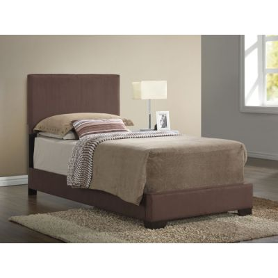Bob's Twin Bed in Brown - G1802-TB-UP