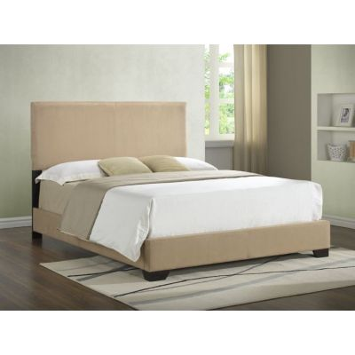 Bob's King Bed in Mocha - G1803-KB-UP