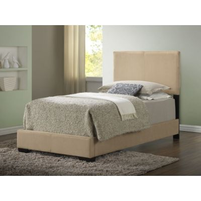 Bob's Twin Bed in Mocha - G1803-TB-UP