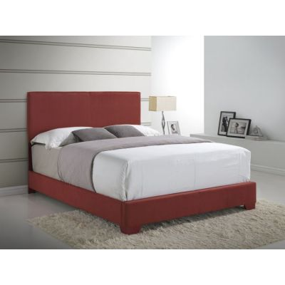 Bob's Queen Bed in Red - G1804-QB-UP