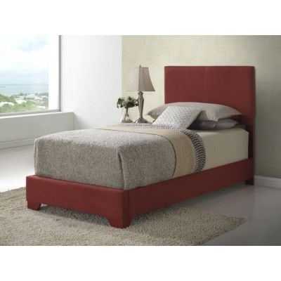 Bob's Twin Bed in Red - G1804-TB-UP