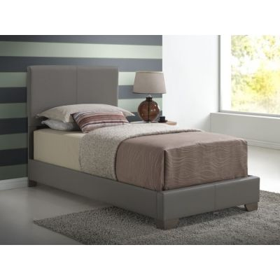 Bob's Twin Bed in Gray - G1805-TB-UP