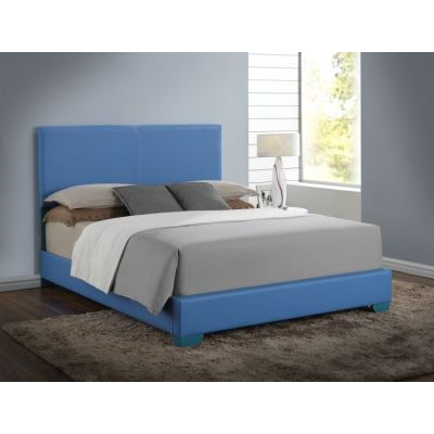 Bob's Queen Bed in Sky Blue - G1808-QB-UP