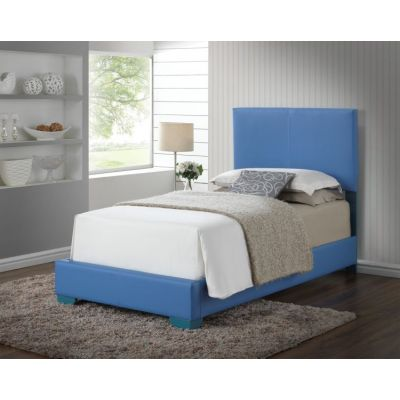 Bob's Twin Bed in Sky Blue - G1808-TB-UP