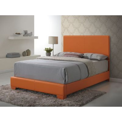 Bob's Full Bed in Orange - G1809-FB-UP