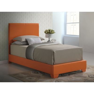 Bob's Twin Bed in Orange - G1809-TB-UP