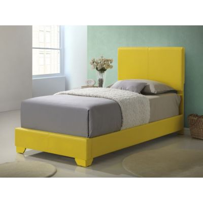 Bob's Twin Bed in Yellow - G1810-TB-UP