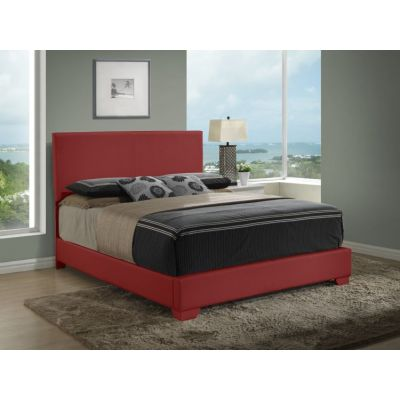 Bob's Full Bed in Red - G1825-FB-UP