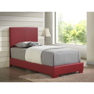Bob's Twin Bed in Red - G1825-TB-UP