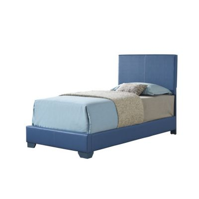 Bob's Twin Bed in Blue - G1835-TB-UP