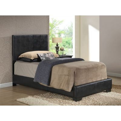 Bob's Twin Bed in Black - G1850-TB-UP
