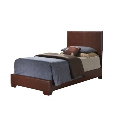 Bob's Twin Bed in Brown - G1855-TB-UP
