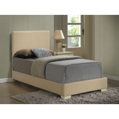 Bob's Twin Bed in Beige - G1875-TB-UP