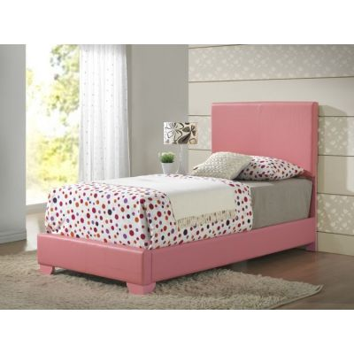 Bob's Twin Bed in Pink - G1880-TB-UP