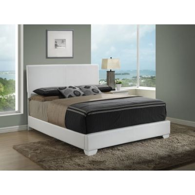 Bob's Queen Bed in White - G1890-QB-UP
