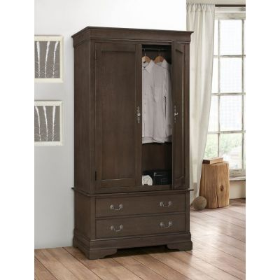 Armoire in Grey - G3105-A