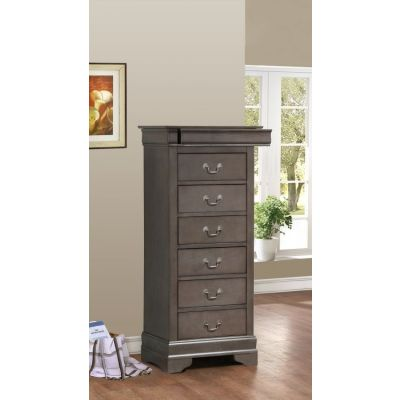 Lingerie Chest in Grey - G3105-LC