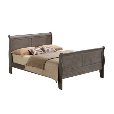 Bob's King Bed in Grey - G3105A-KB