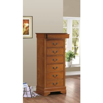 Lingerie Chest in Oak - G3160-LC