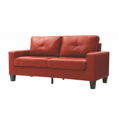 Ashley Sofa in Red - G465A-S