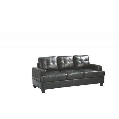 Ashley Sofa in Black PU - G583A-S
