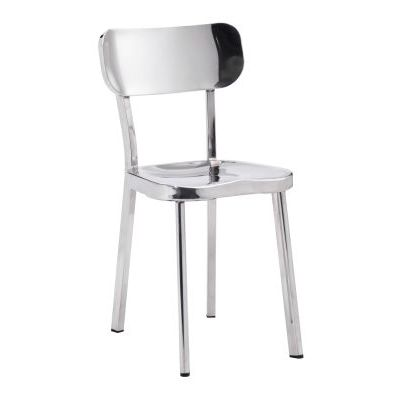 Winter Chair in Stainless Steel - 100301