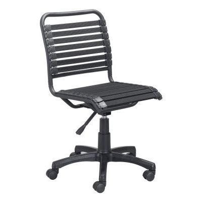 Stretchie Office Chair in Black - 100542