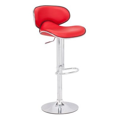 FLY BAR CHAIR IN RED - 300132