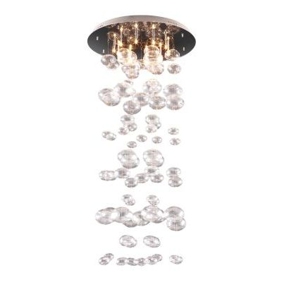 Inertia Ceiling Lamp with Stainless Steel Finish - 50115