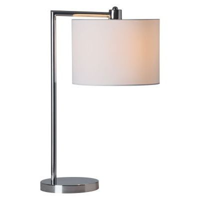 Race Table Lamp with Metal Finish - 50307