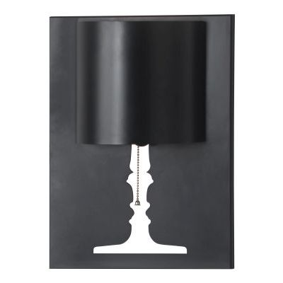 Dream Wall Lamp Black with Painted Metal Finish - 50403