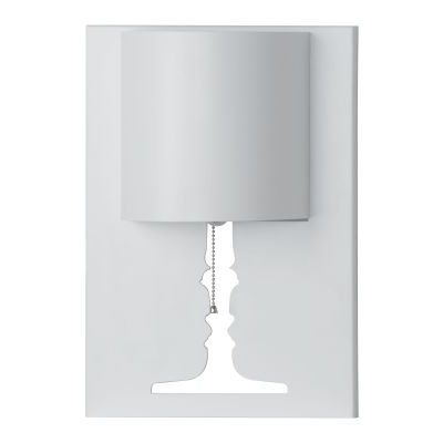 Dream Wall Lamp White with Painted Metal Finish - 50404