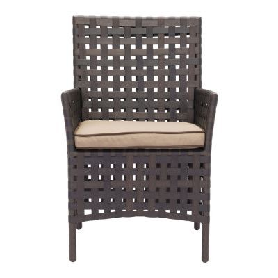 Pinery Dining Chair Brown & Beige - 703790
