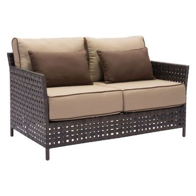 Pinery Sofa Brown & Beige - 703792