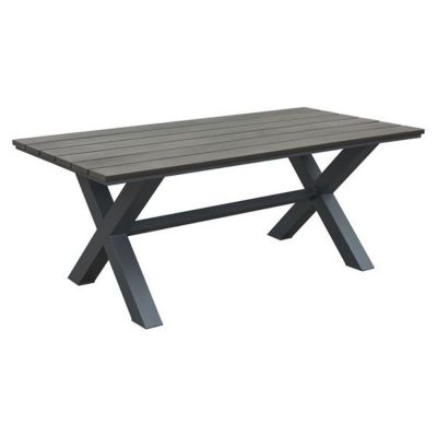Bodega Dining Table Ind. Gray & Brown - 703817