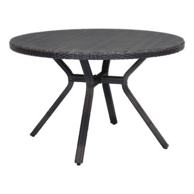 Mendocino Dining Table Brown - 703832