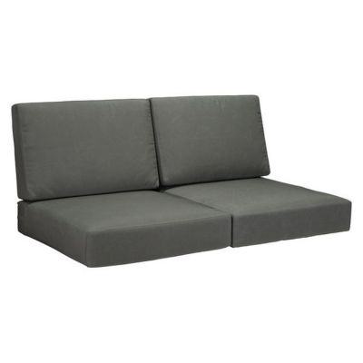 Cosmopolitan Sofa Cushions Dark Gray - 703849
